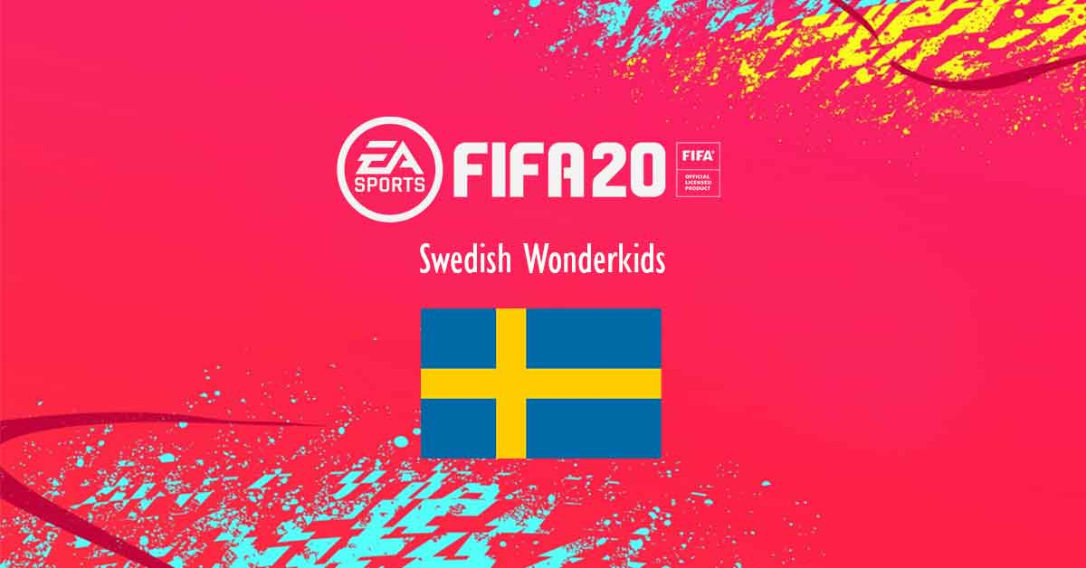 Fifa 20 Wonderkids Best Swedish Players To Sign In Career Mode Outsider Gaming
