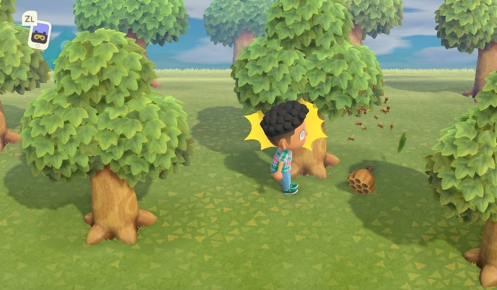 Animal Crossing New Horizons: How to Cure a Wasp Sting and Make ...
