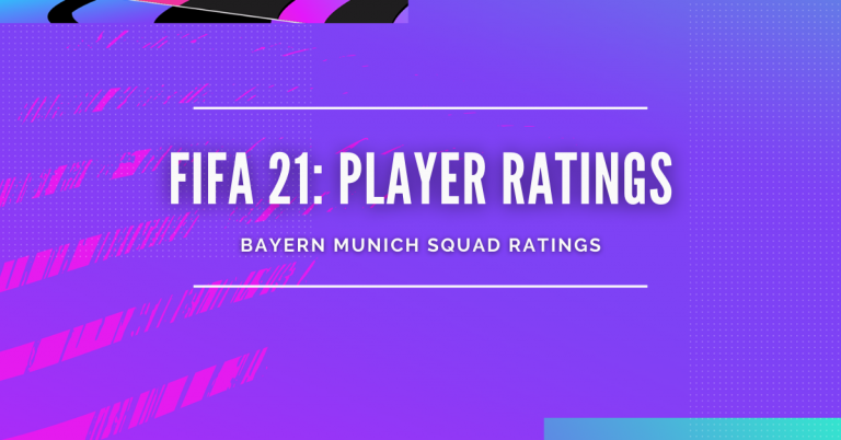 fifa 21 bayern munich player ratings outsider gaming fifa 21 bayern munich player ratings