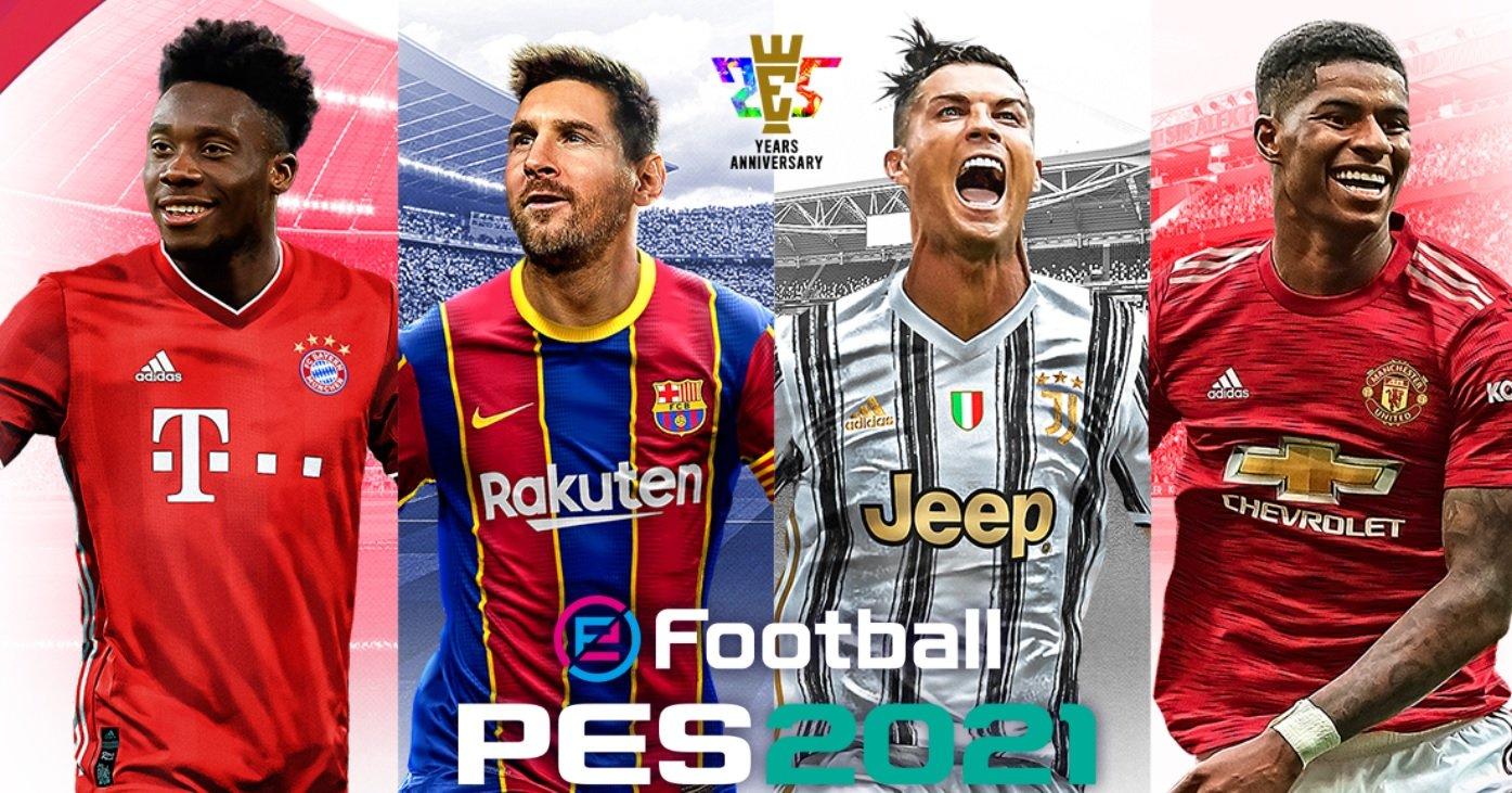 در دسترس قرار گرفتن بازی رایگان PES 2021 Lite