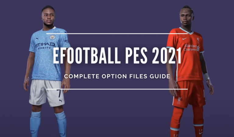 PES 2021 Option File Guide: How to get All Official Kits, Licences, Badges, Team Names, Stadiums, and Leagues on PS4 & PC