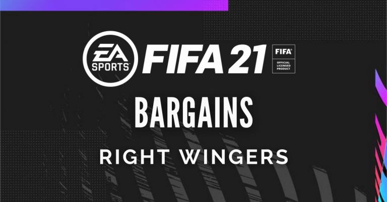 fifa 21 career mode best cheap high potential right wingers rw rm outsider gaming fifa 21 career mode best cheap high