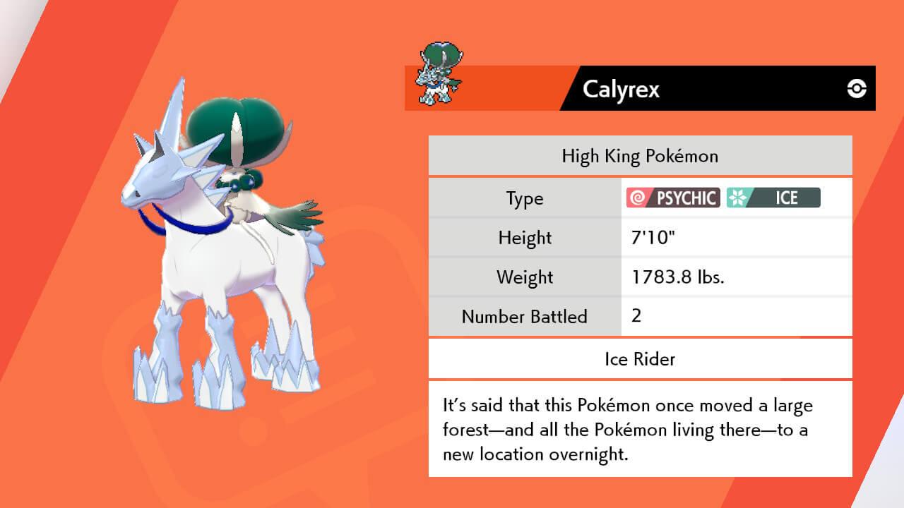 Calyrex