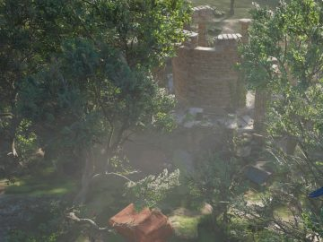 Assassin's Creed Valhalla Derelict Shrine of Camulus