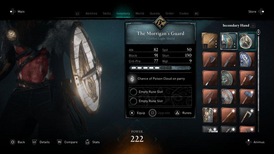 Morrigan's Guard