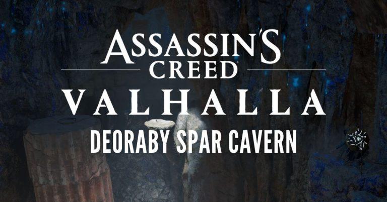 Deoraby Spar Cavern