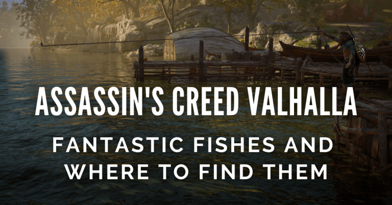 Fantastic Fishes and Where to Find Them