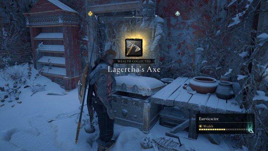 Lagertha's Axe