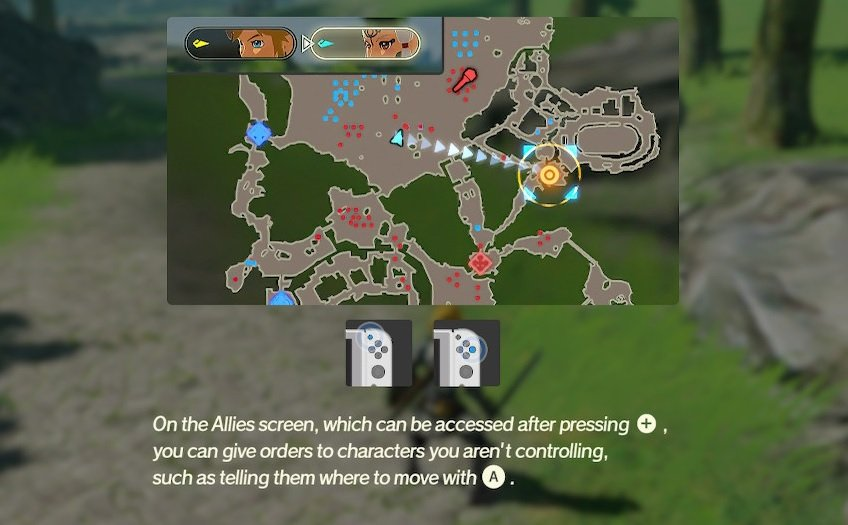 Hyrule Warriors Age Of Calamity Complete Controls Guide Outsider Gaming