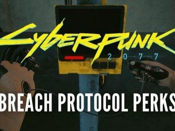 Breach Protocol Perks