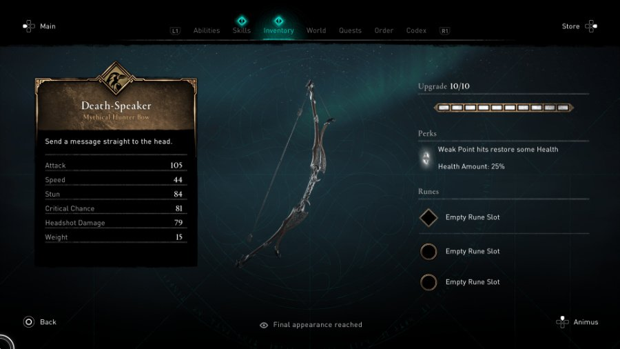 Best Bow