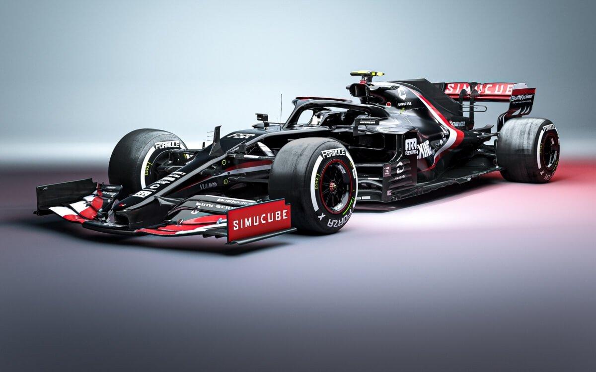 Assetto Corsa: Race Sim Studio Launch Formula Hybrid 2021 Mod