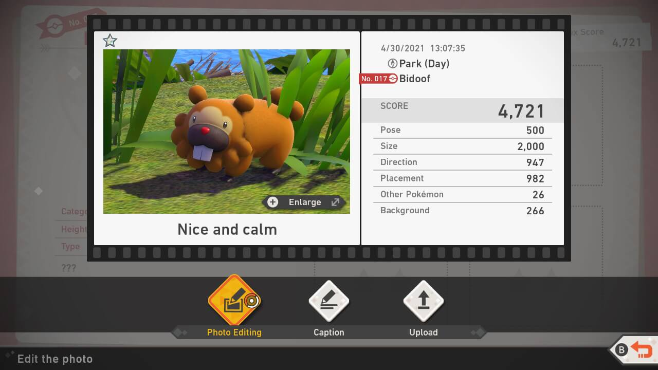 New Pokémon Snap: How to Get Maximum Points and Each Star Grade for Your  Photos - Outsider Gaming