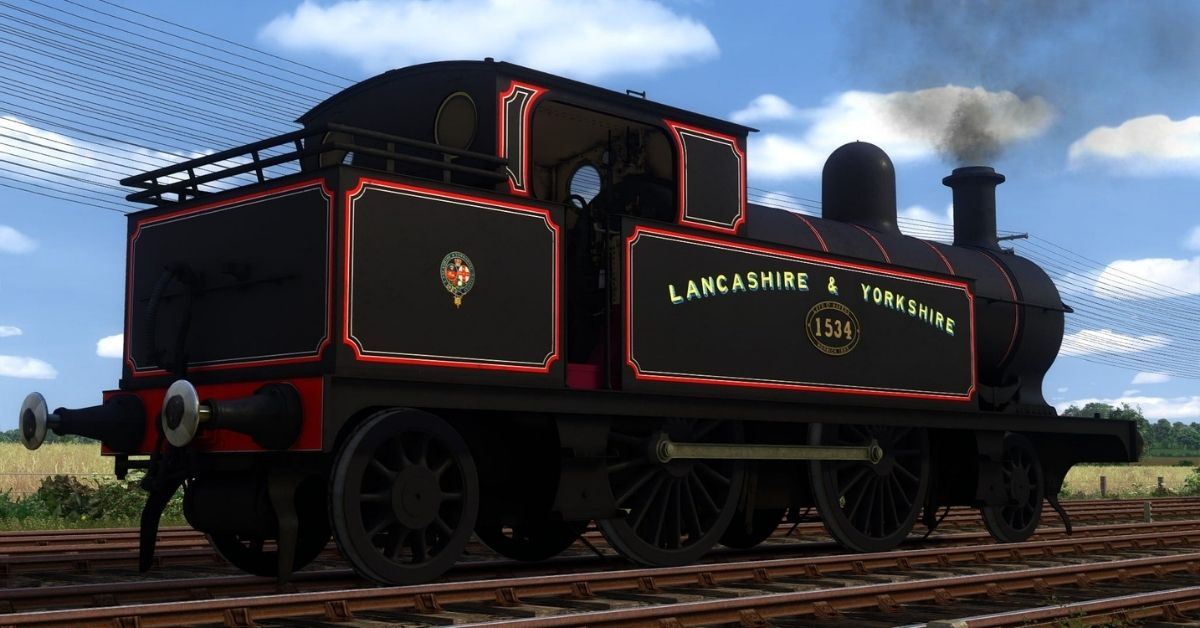 Train Simulator 2021: Caledonia Works Release Lancashire & Yorkshire Class 5 Tank Engine