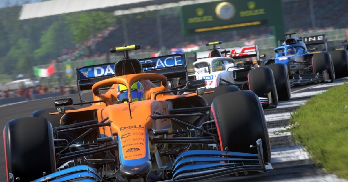 Image Source: Formula 1® Game, via Twitter