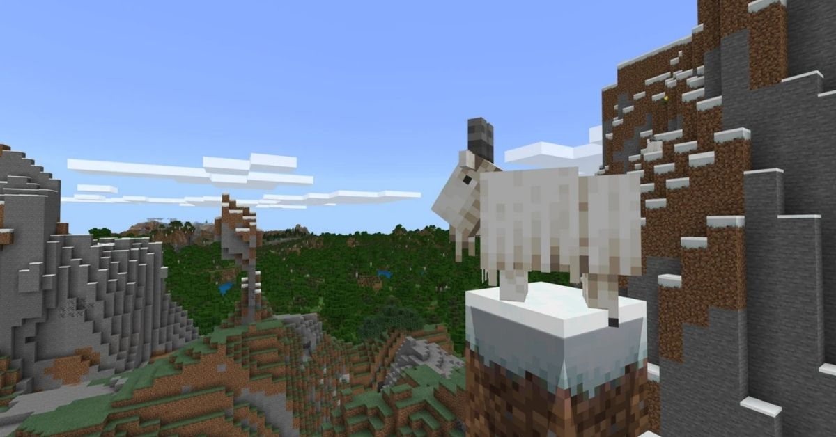 Image Source: Minecraft Official Website